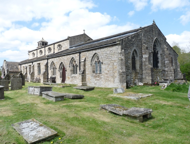 St Michael's and All Angels, Linton