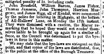 Kendal Mercury Oct 1864