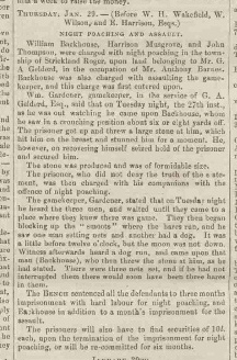 Westmorland Gazette Jan 1863