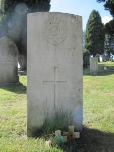 Robert Alexander Carradice - Kendal Parkside Cemetery
